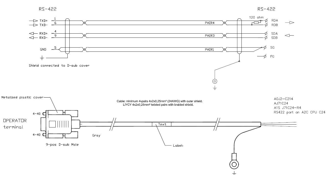 iX T7A - Beijer Electronics Sub Zero Uc R Wiring Diagram on