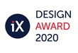 iX design award 2020