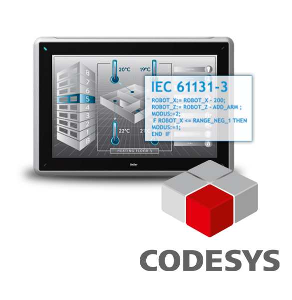 X2 with CODESYS control - Beijer Electronics